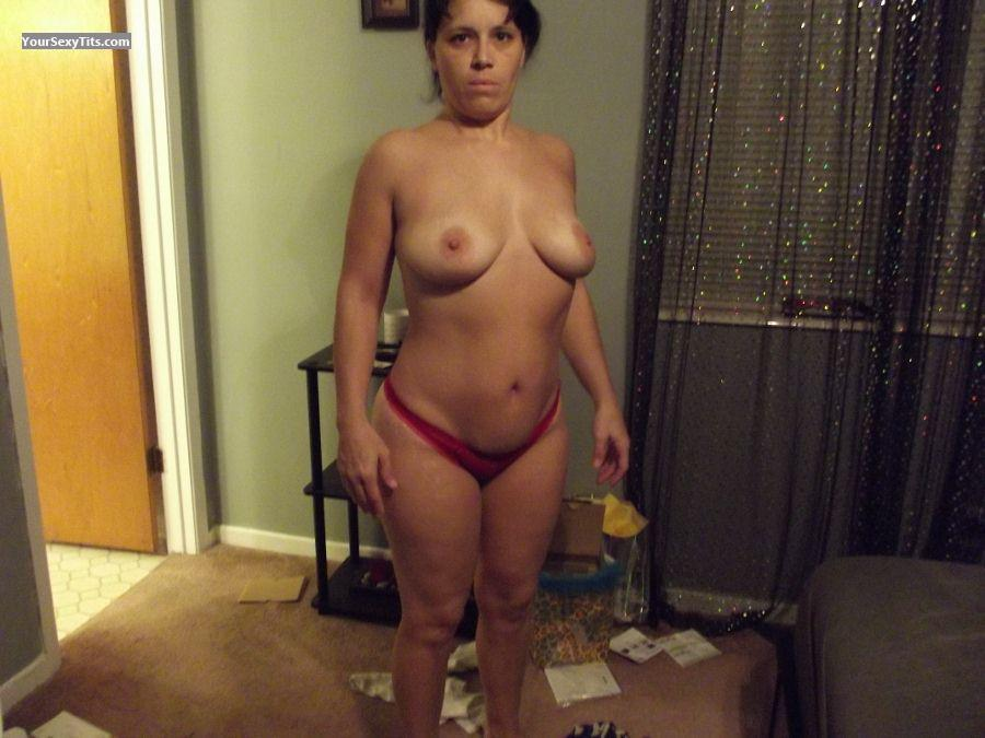 Medium Tits Topless Sexy Shawty