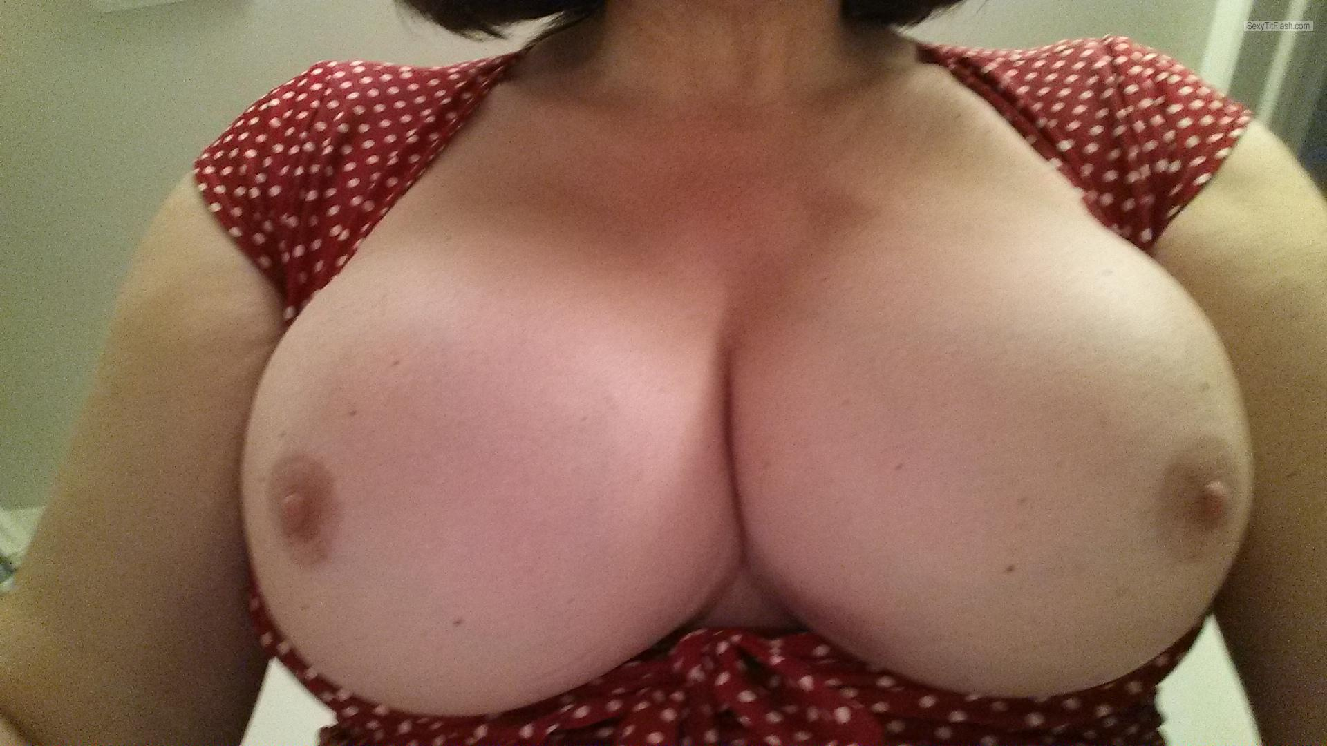 My Big Tits Selfie by Sammi