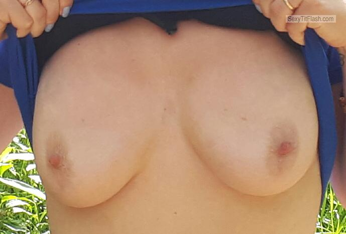 Medium Tits Of My Wife Sarah