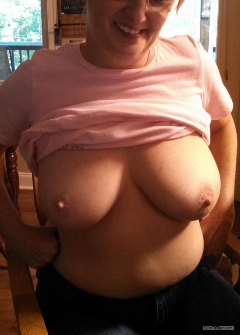 My Medium Tits Sexy Sexy Sharon