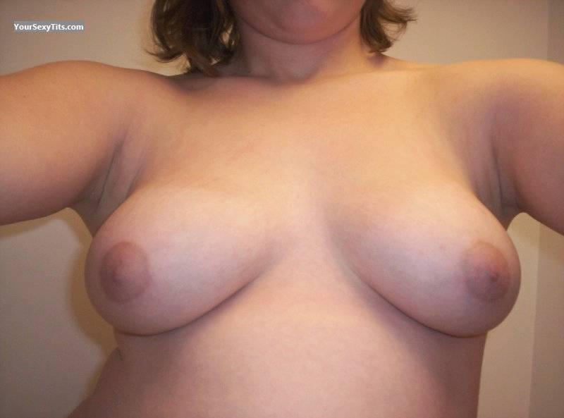 My Medium Tits Selfie by Linda