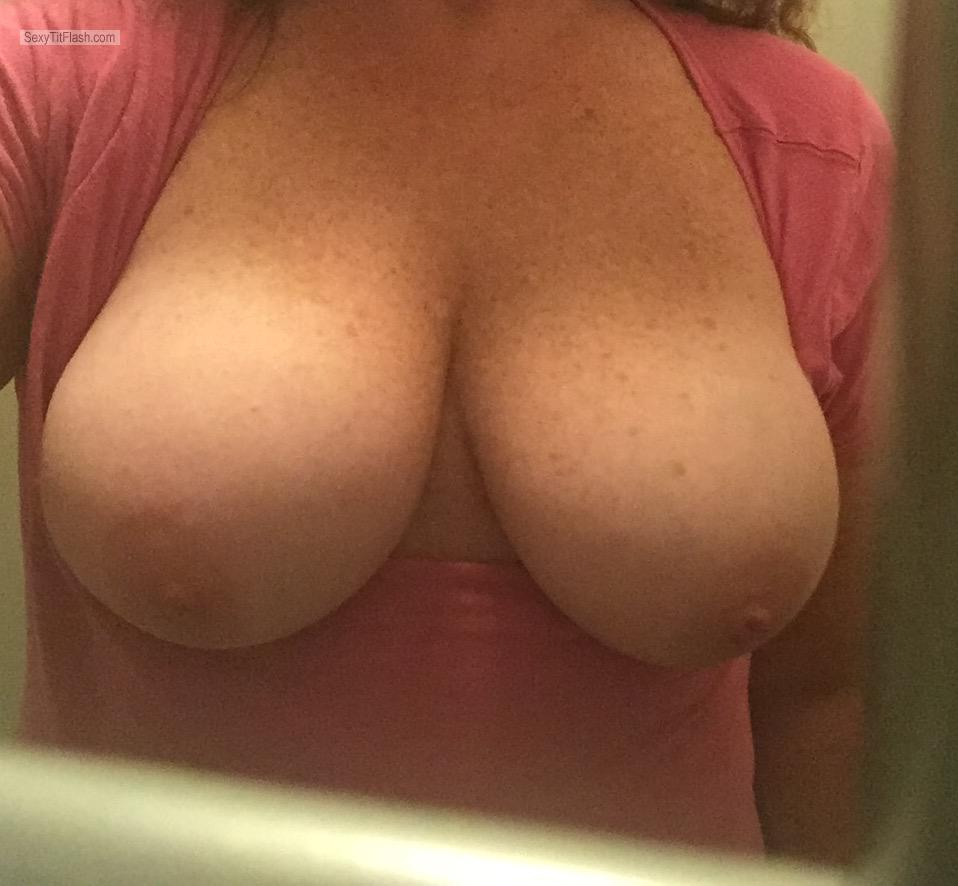 Medium Tits Of A Friend Summer Fun