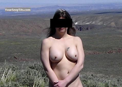 Tit Flash: Medium Tits - LL from United States