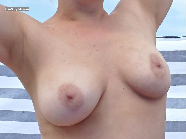 Medium Tits Of My Wife Marie