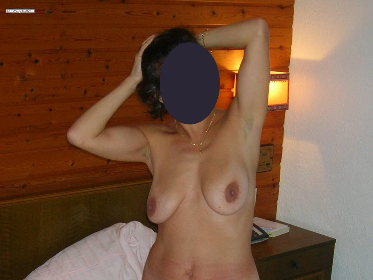 Medium Tits Of My Wife Angela