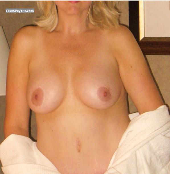 milf medium tits Blonde