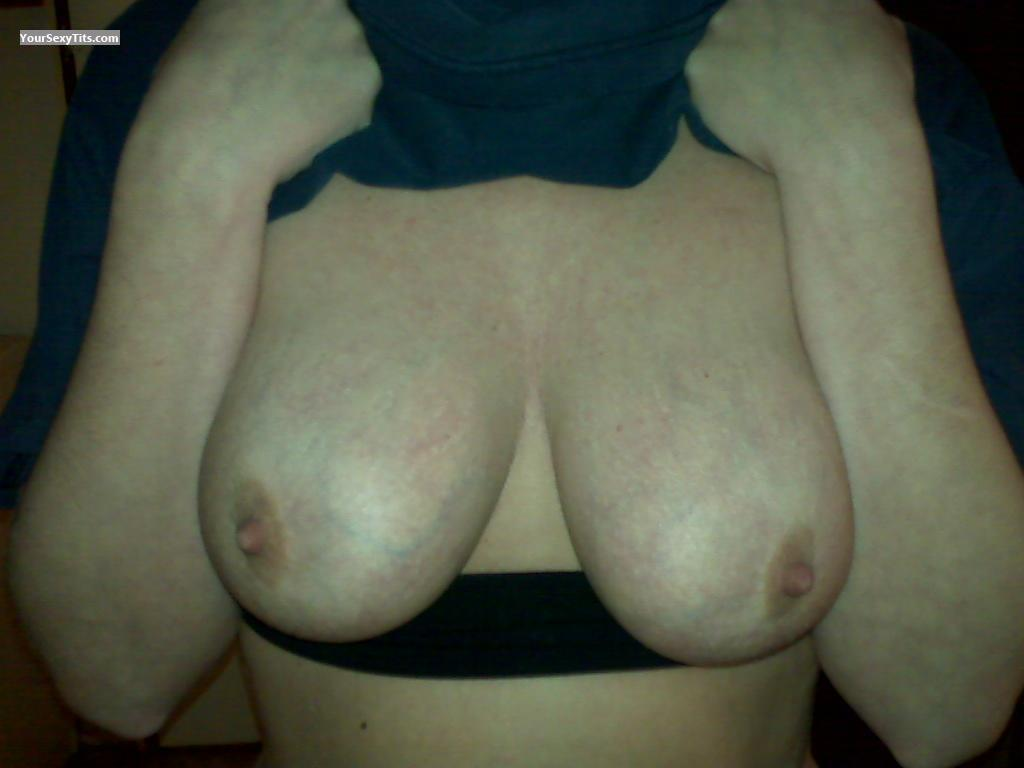 Tit Flash: My Medium Tits (Selfie) - Lovely from United States