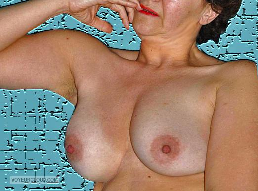 Medium Tits Of My Wife Laura
