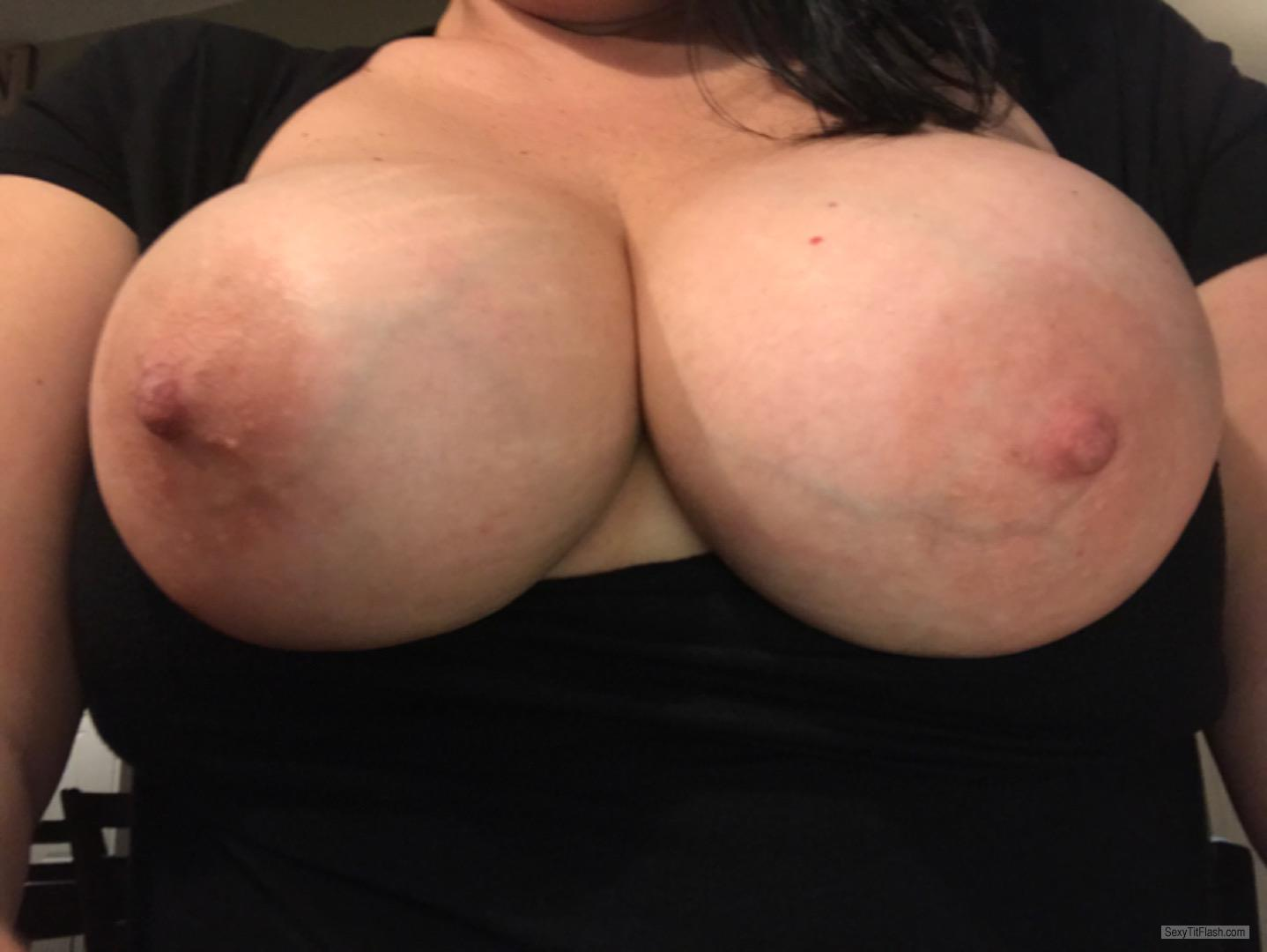 My Medium Tits Selfie by Shan