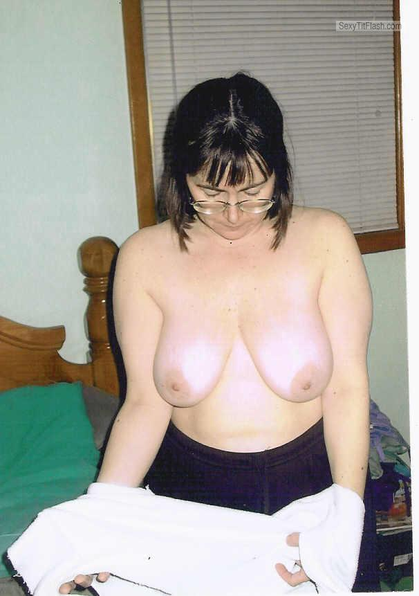 My Medium Tits Topless KK