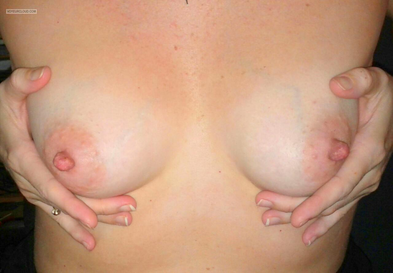 Small Tits Of My Wife Great Nips