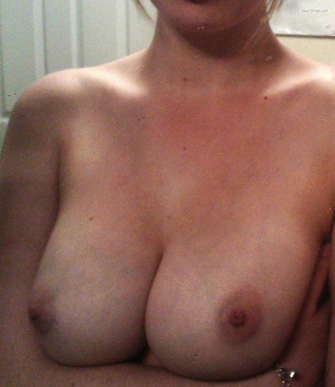 Medium Tits Of My Wife Jennifer