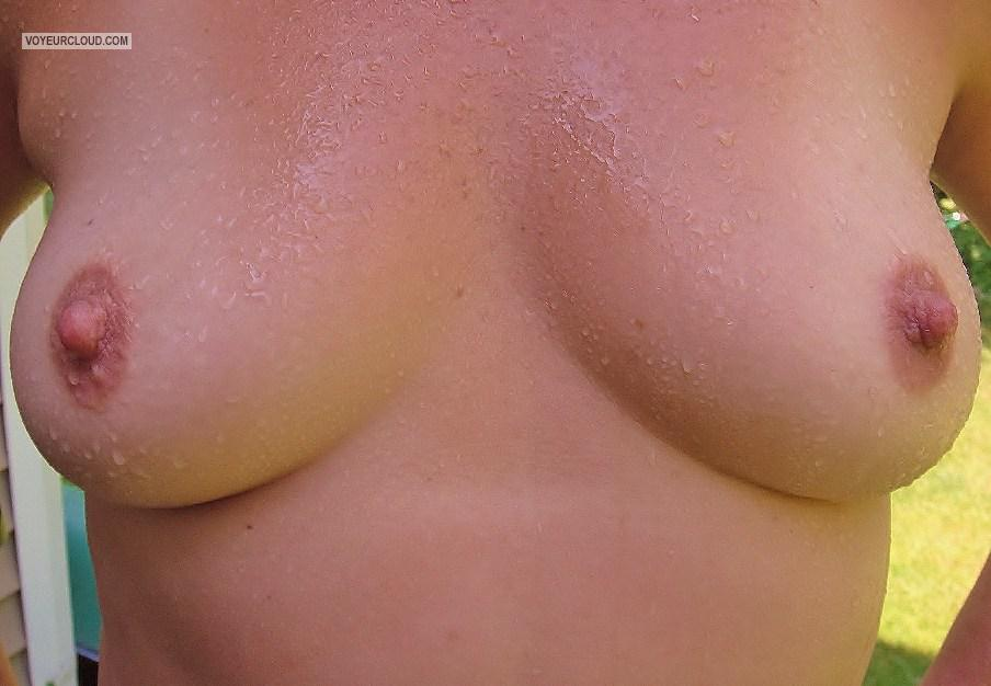 Medium Tits Of My Wife Amber
