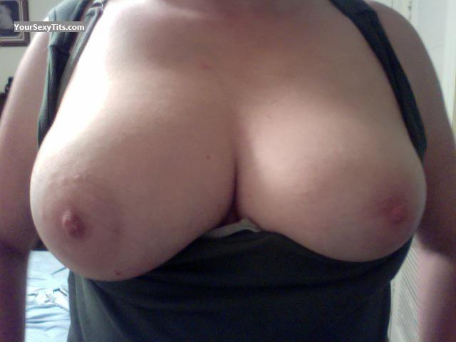 Tit Flash: My Medium Tits (Selfie) - Sexuallynaive from United States