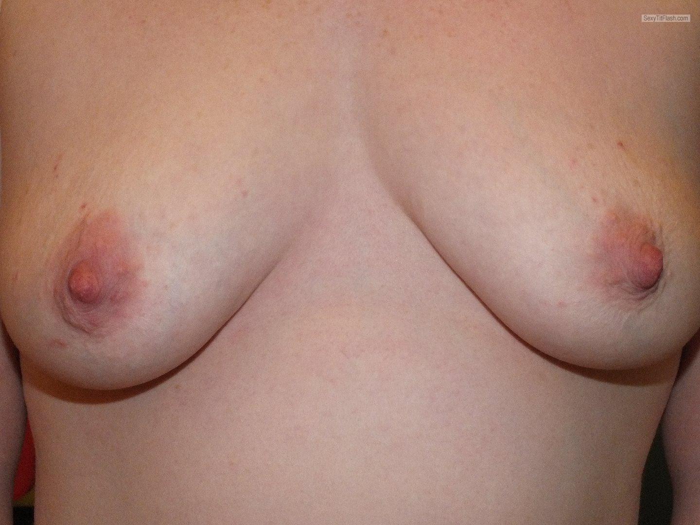 My Medium Tits Topless Titmanb