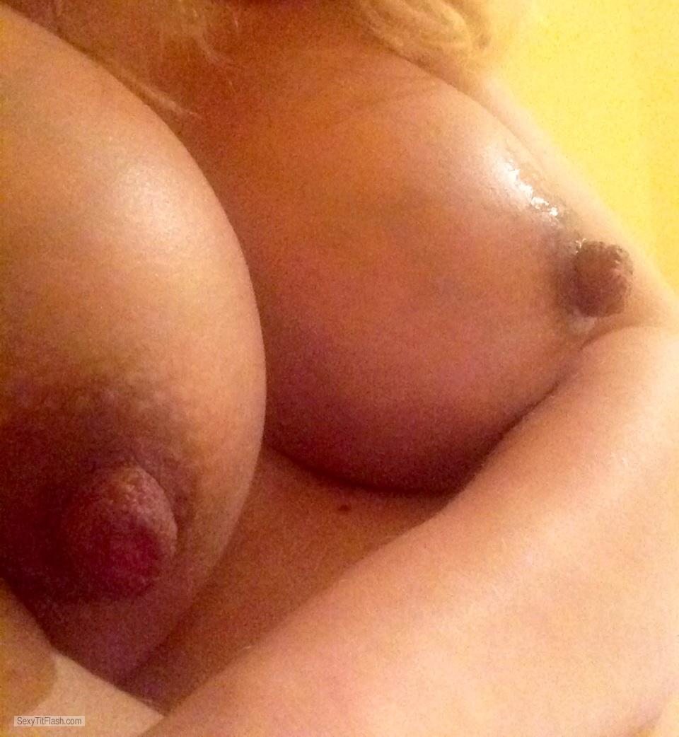 Tit Flash: My Medium Tits - Rate My Tits from United States