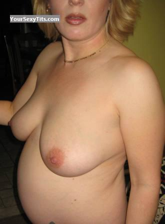 Tit Flash: My Medium Tits - AK North 60 from United States