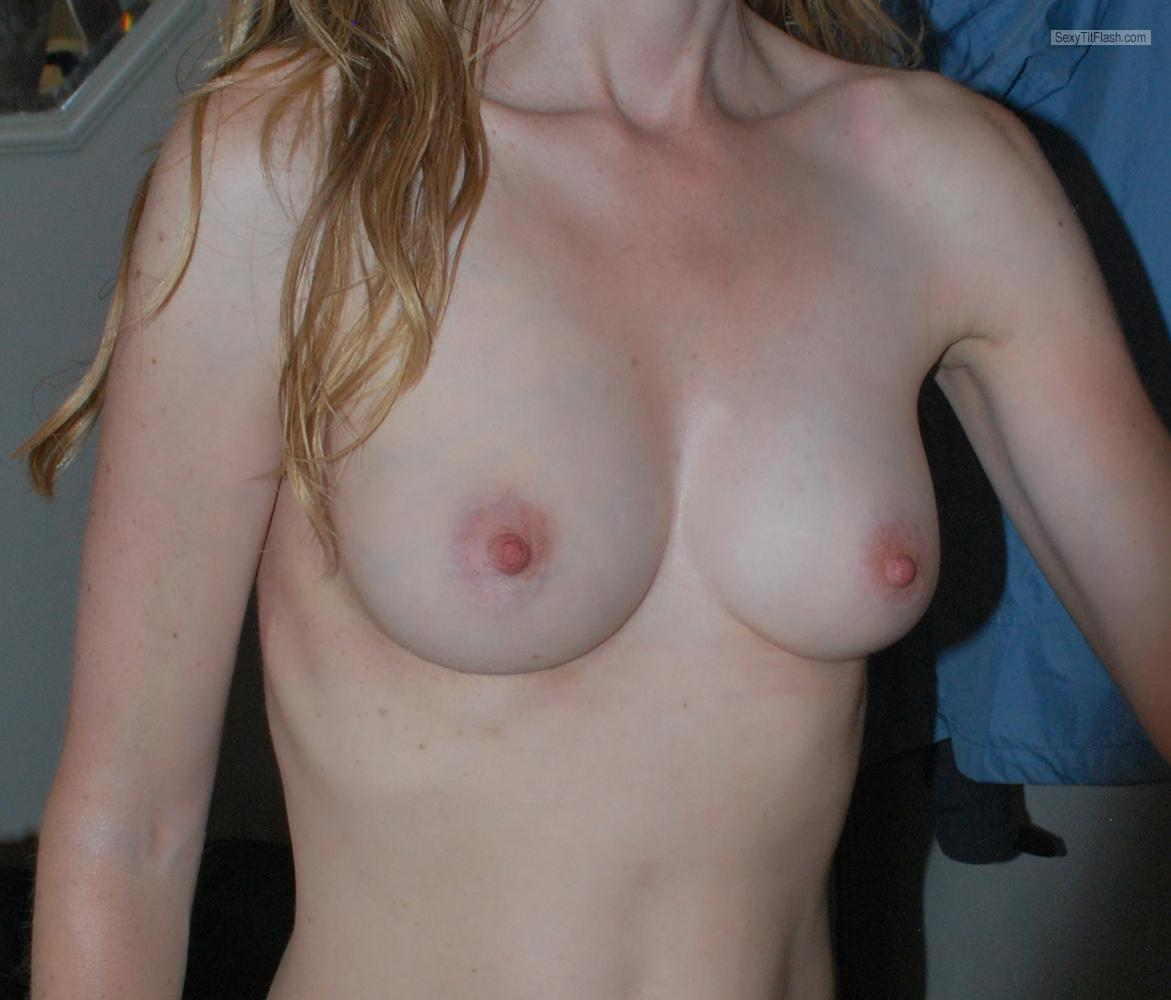 My Small Tits Shy UK Wife