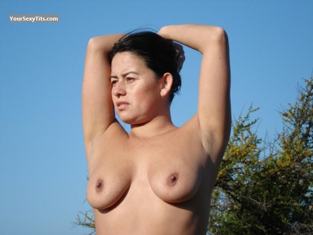 Medium Tits Topless Alexandra