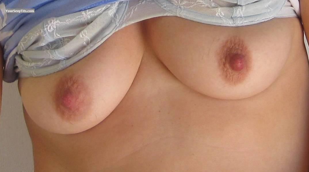 My Medium Tits Topless