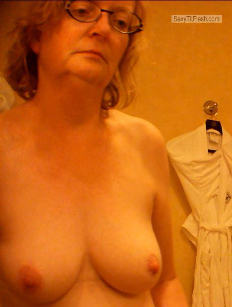 Medium Tits Of My Wife Topless Joan L - Canada