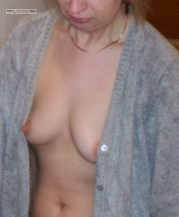 Small Tits Of My Wife Wife1