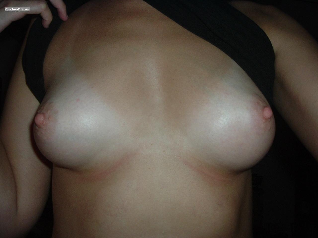 My Medium Tits Selfie by SI