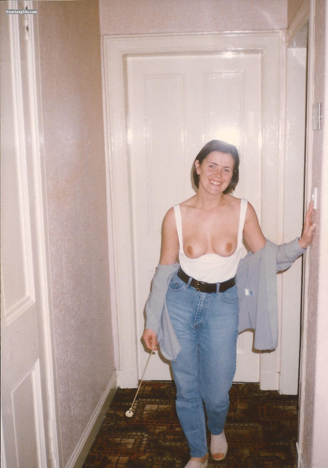 Medium Tits Topless Nellie