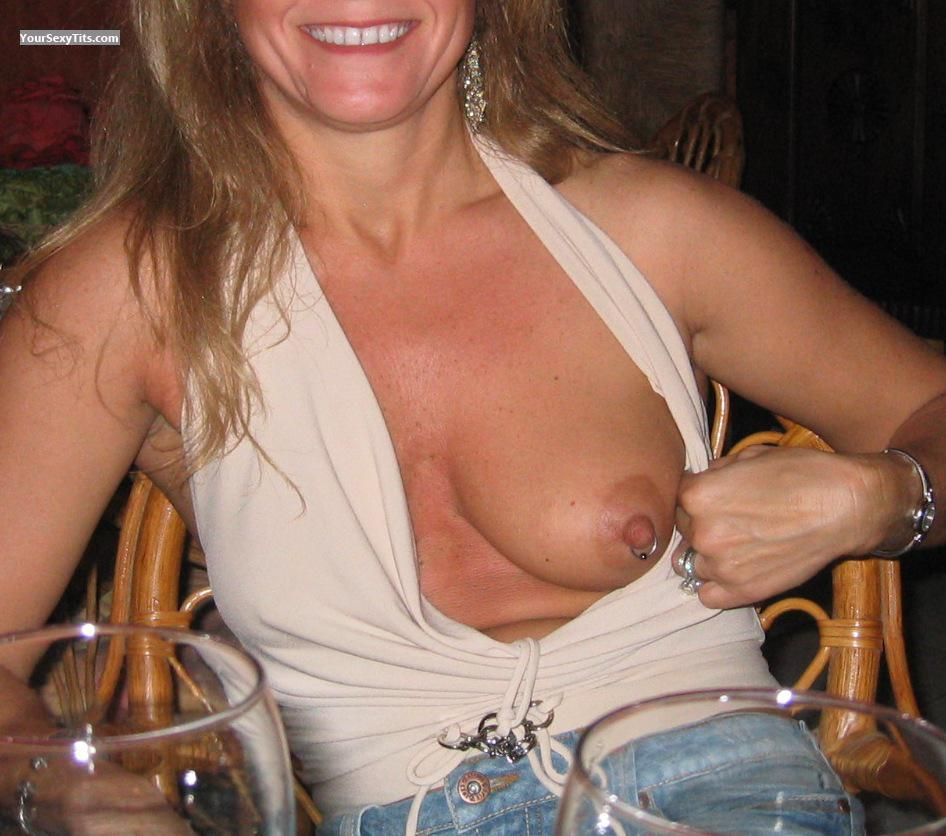 Medium Tits Of My Wife Nora