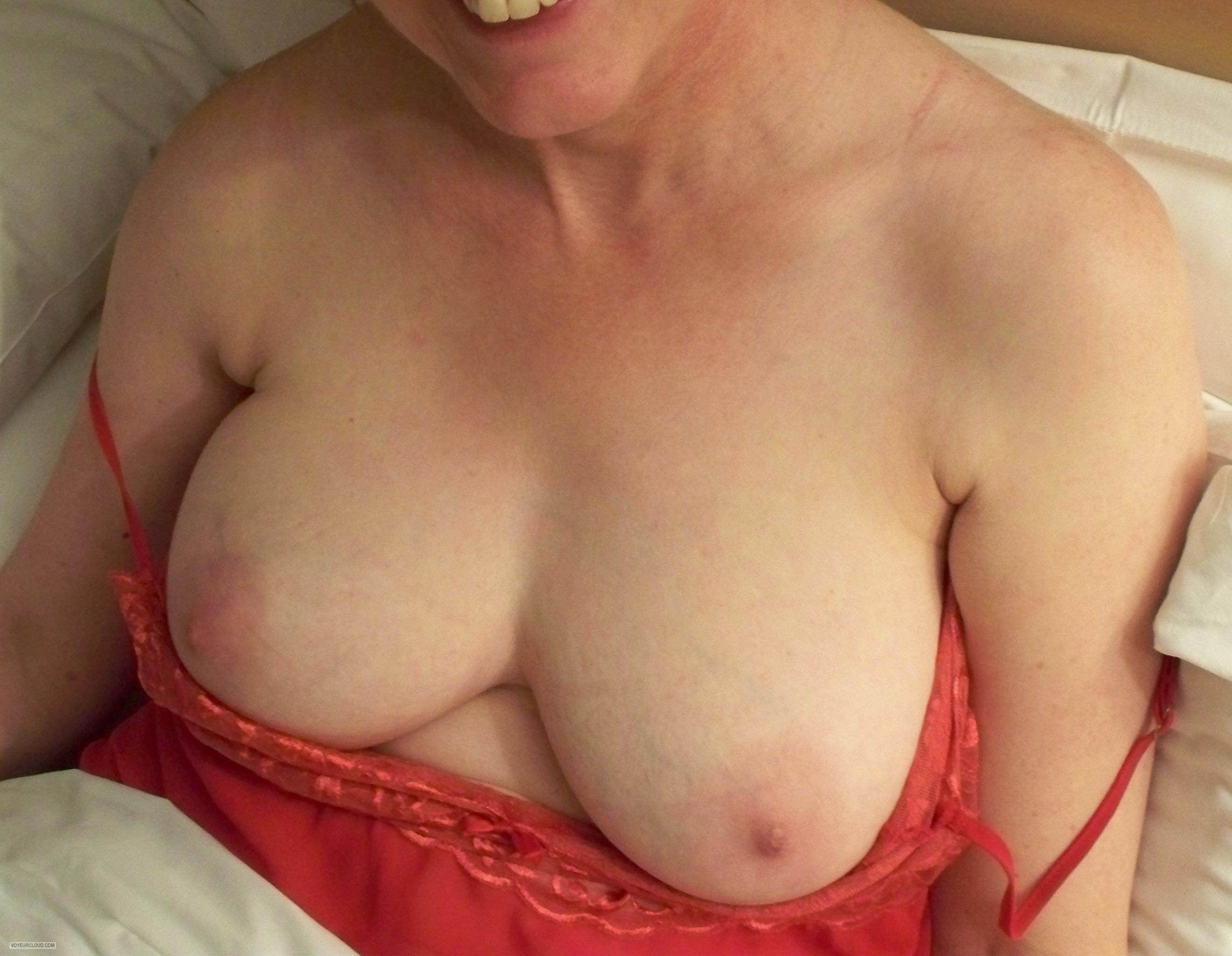 Medium Tits Of My Wife Captains Mate