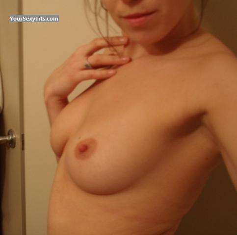 My Medium Tits Selfie by My Girl