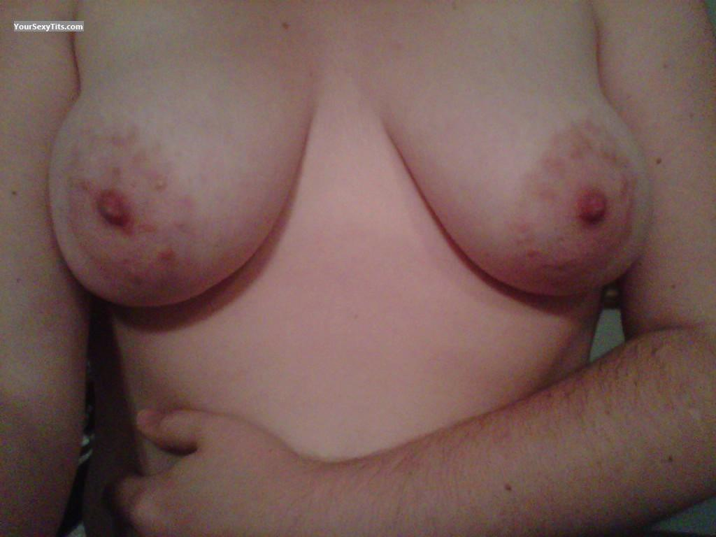 My Medium Tits Selfie by Mickey