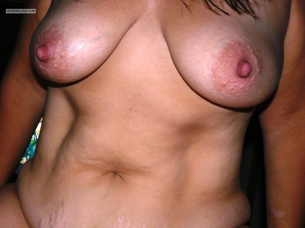 Medium Tits Of My Wife Katy