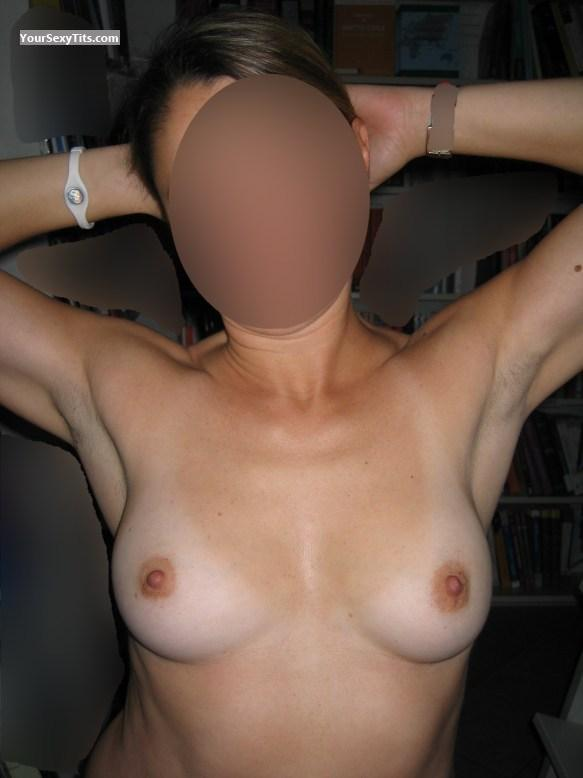 Tit Flash: Medium Tits - SEXYSIM from Italy