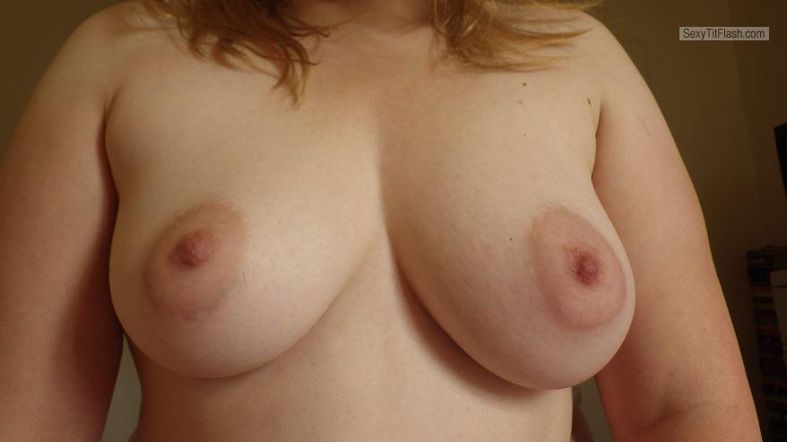 My Medium Tits Girlfriend's Tits