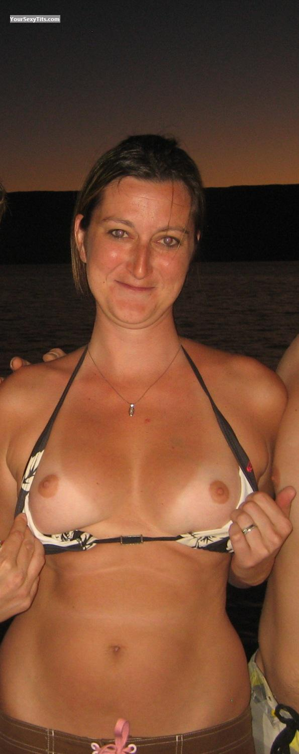 My Small Tits Topless Fun N Sun
