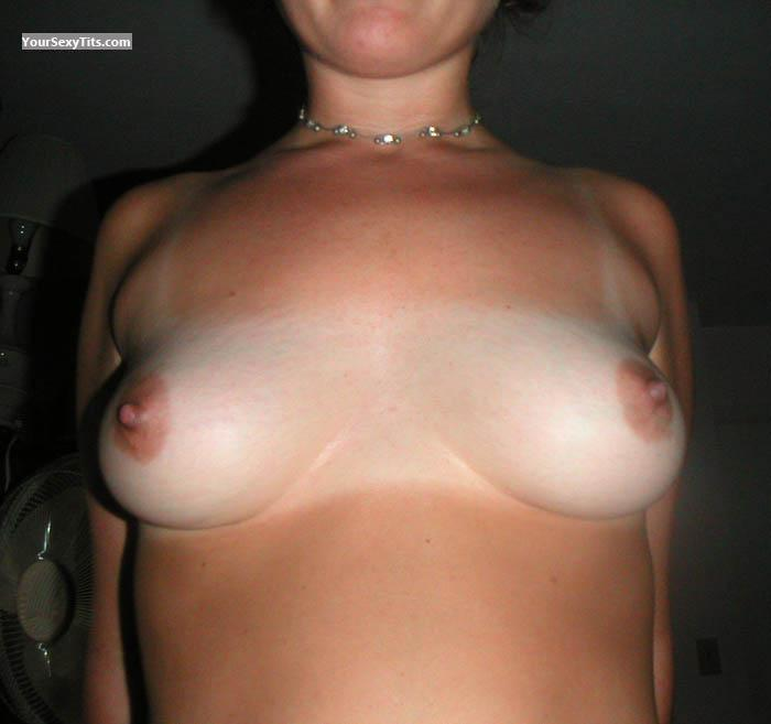 My Medium Tits Cuslut