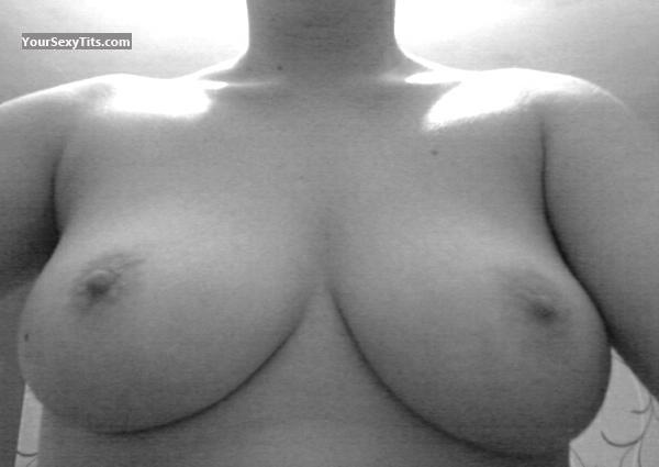 Medium Tits Of My Wife Selfie by Harri Uk