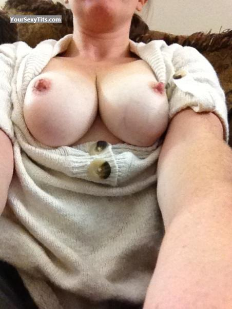 Medium Tits Of My Wife Selfie by ChiCuteCouple