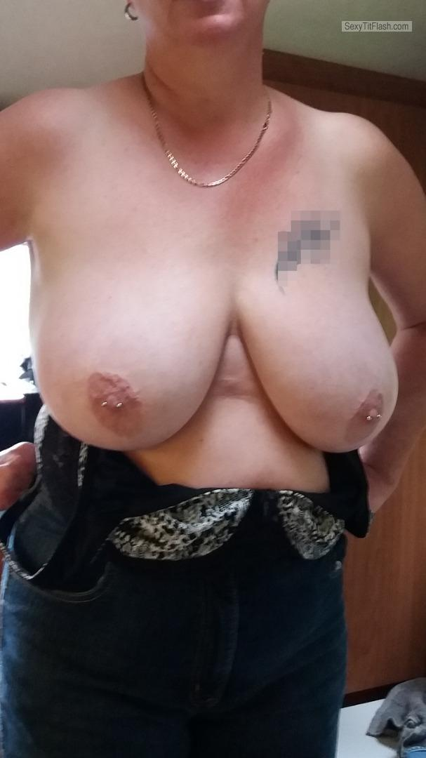 Medium Tits Of My Wife Marion