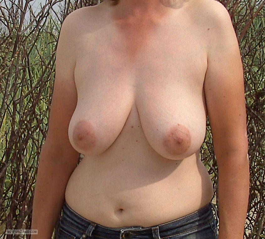 Big Tits Of My Girlfriend Joe