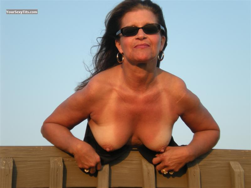 Tit Flash: Medium Tits - Ms Wiking5th from United States