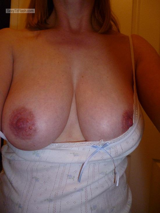 Big Tits Of My Wife Selfie by Nightmoves