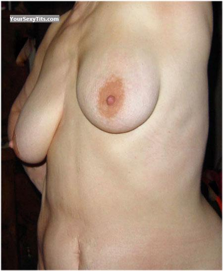 Medium Tits Of My Wife Anne