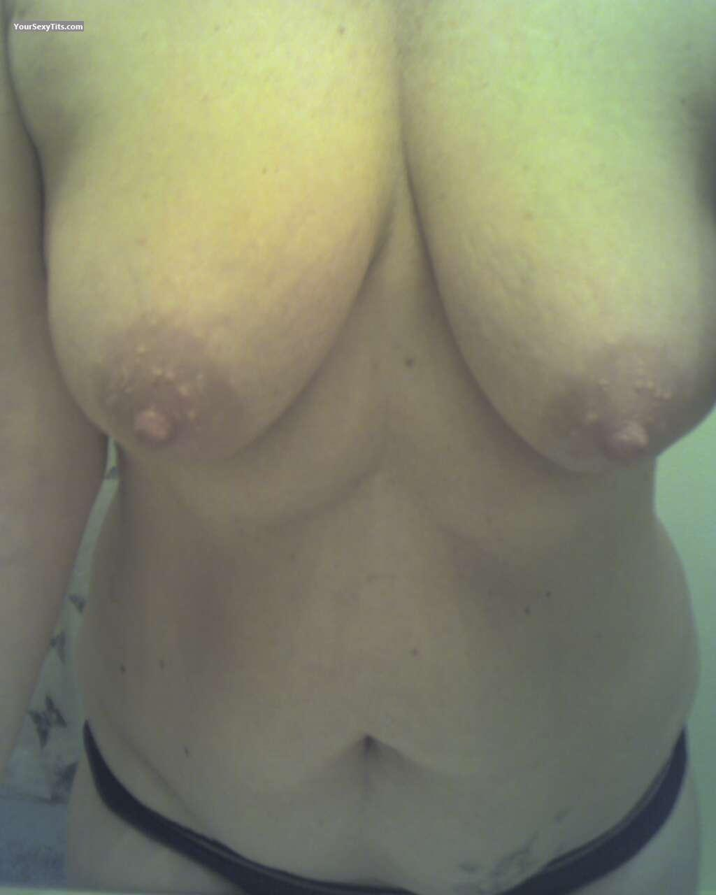 My Medium Tits Selfie by Miss Kitty