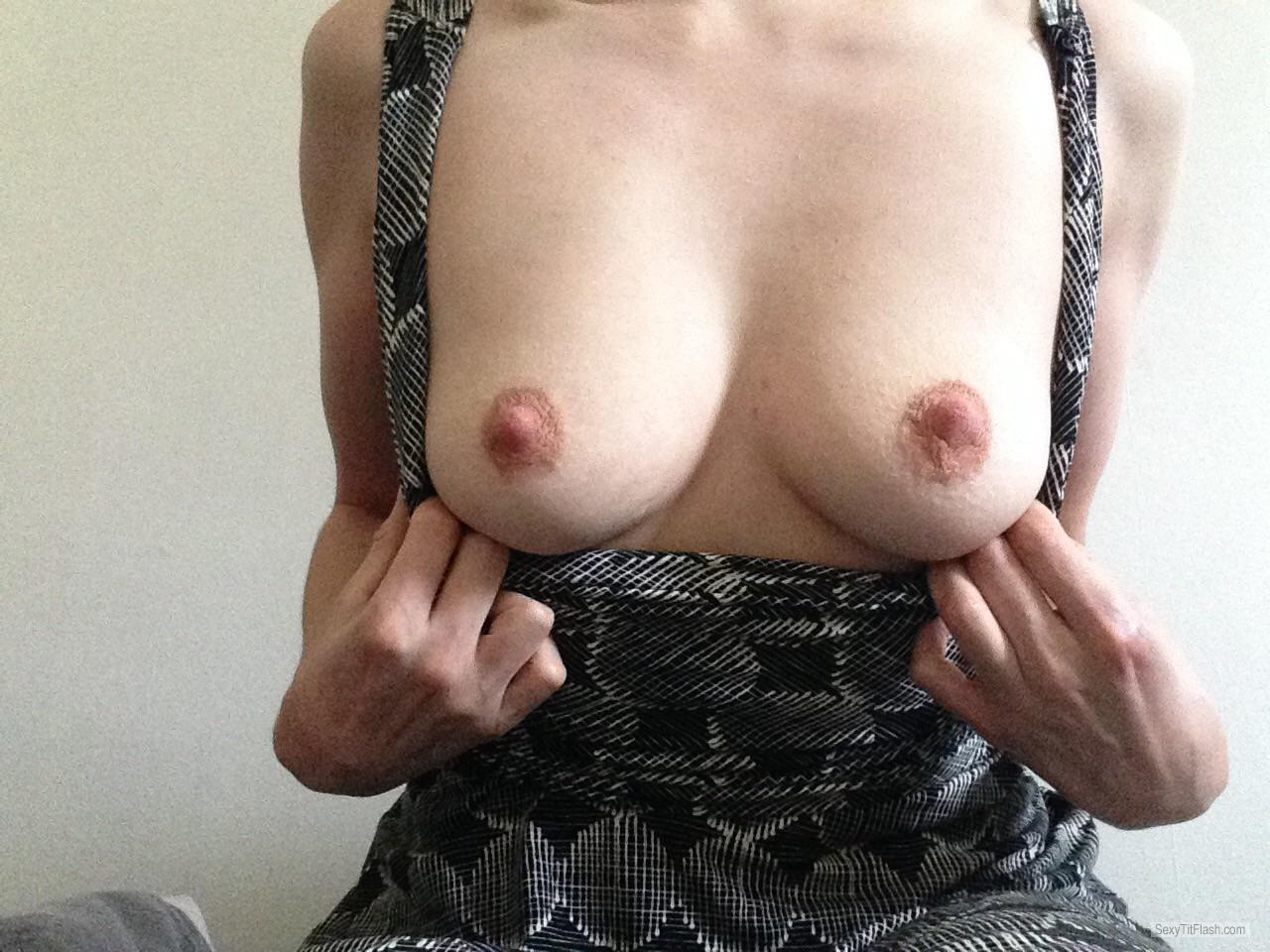 My Medium Tits Selfie by Anna