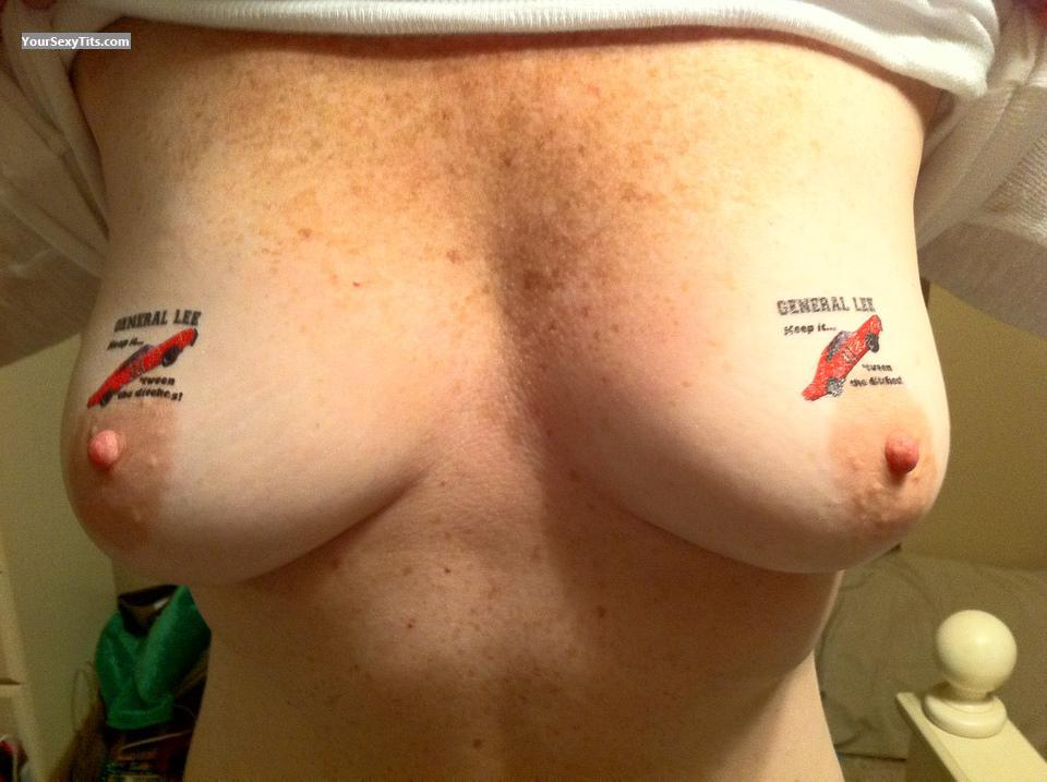 Medium Tits Of My Wife Jersey Bell