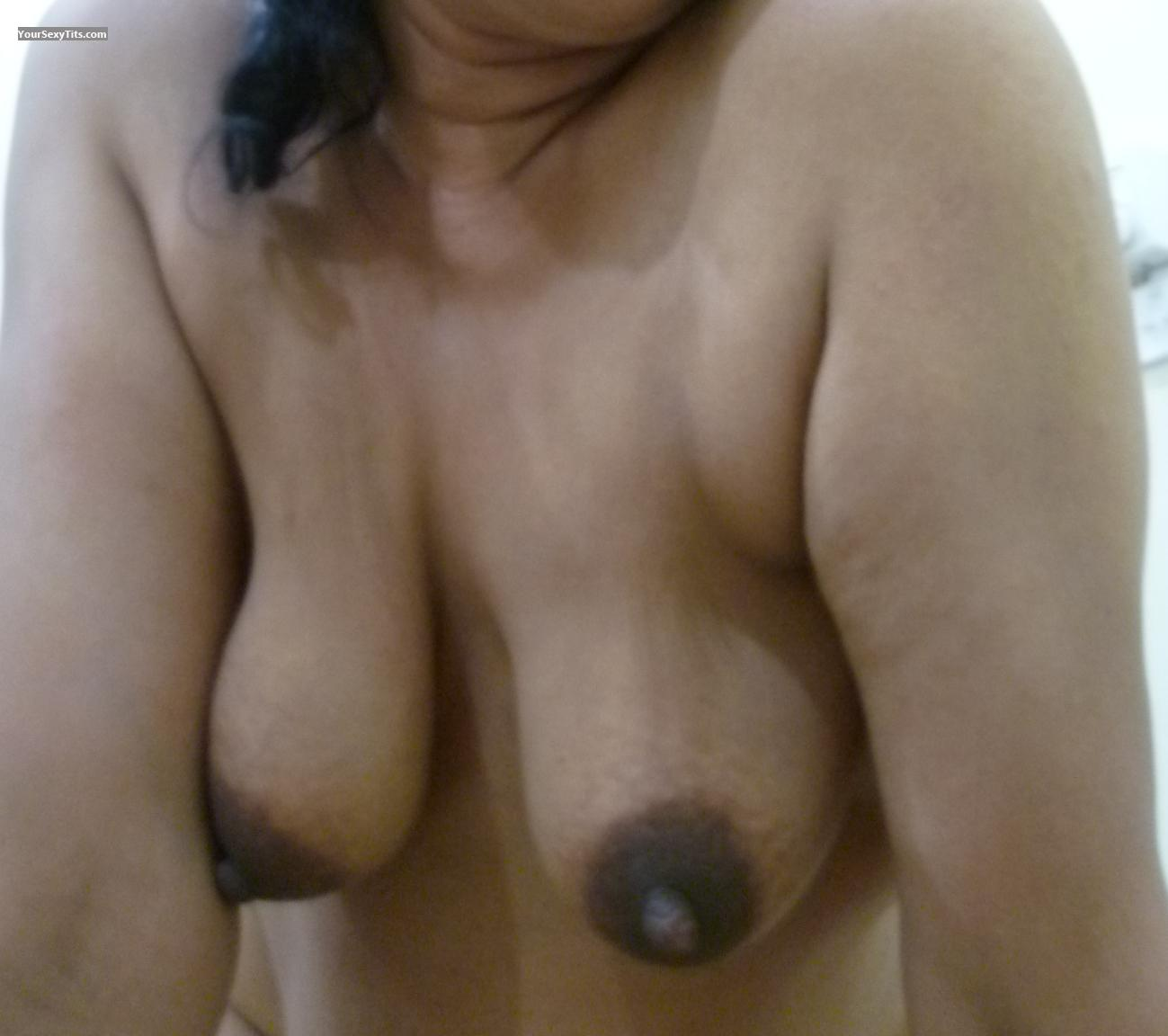 Medium Tits Of My Wife Hot Bitch