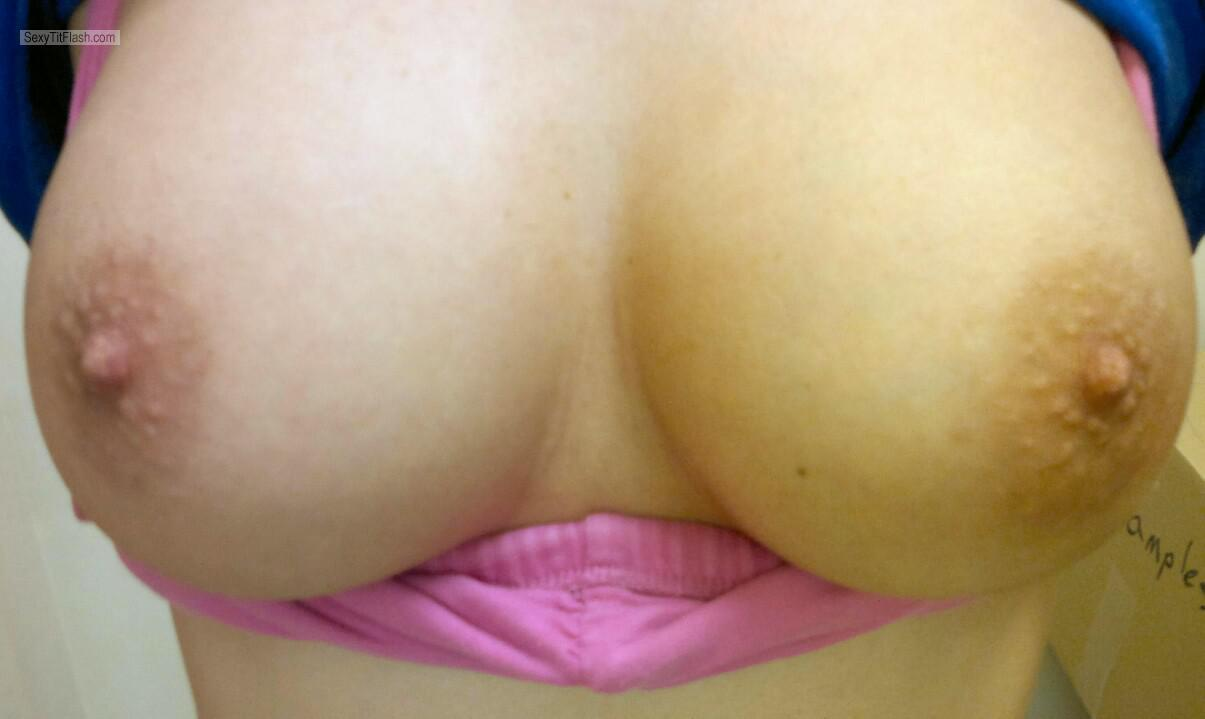 My Medium Tits Selfie by Hungarian Hot Wife