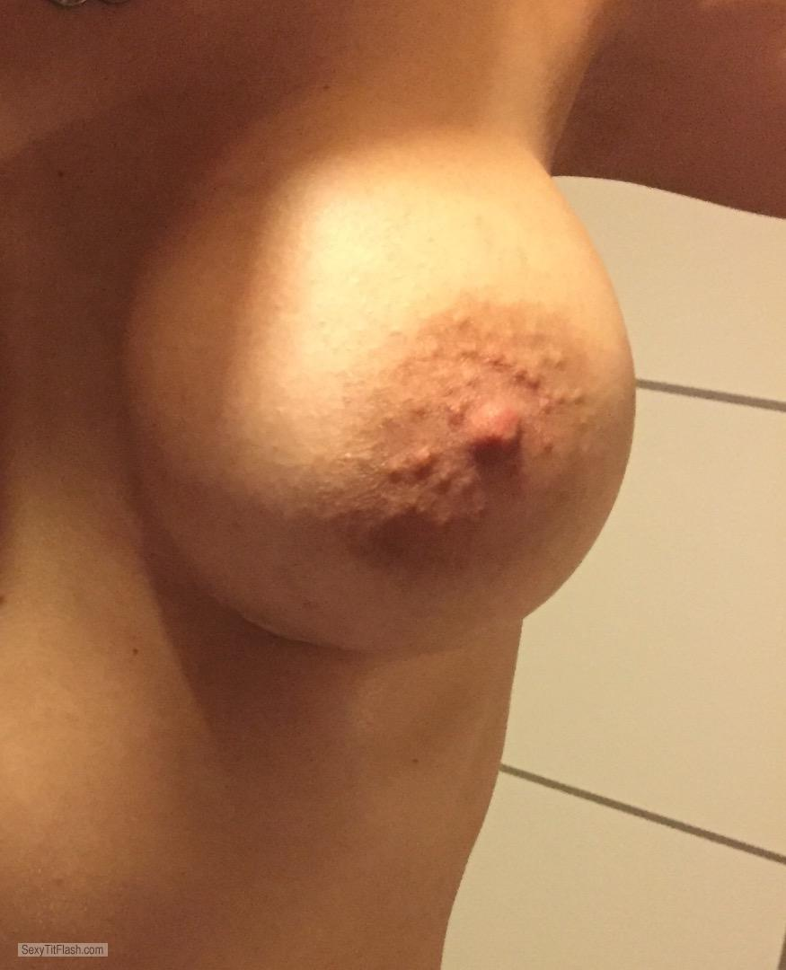 My Medium Tits Topless Kerry